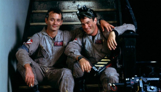 No Bill Murray in 'Ghostbusters 3'