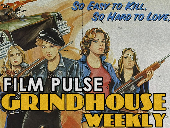 Grindhouse Weekly vol. 2 – 'The Switchblade Sisters'