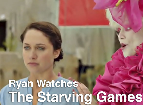 Podcast: Ryan Watches a Movie 93 – THE STARVING GAMES
