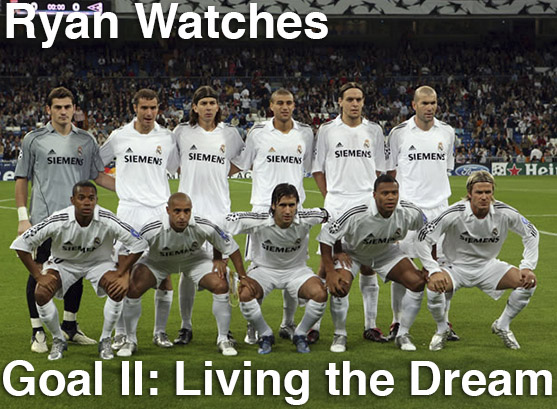 Podcast: Ryan Watches a Movie 105 – GOAL II: LIVING THE DREAM